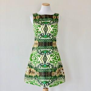 Alice + Olivia Dresses - alice + olivia Carrie Boatneck Structured Dress